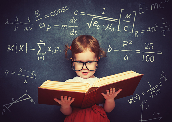 علامات الذكاء عند الأطفال