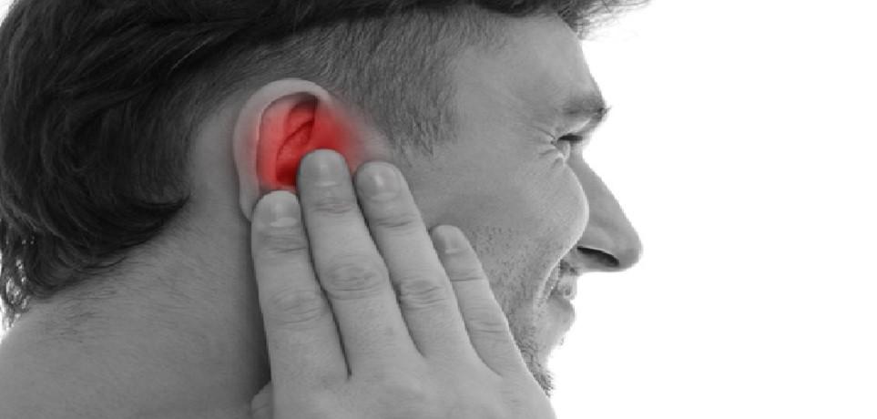 أسباب إلتهاب الأذن الوسطى