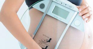 تجنب زيادة الوزن اثناء الحمل