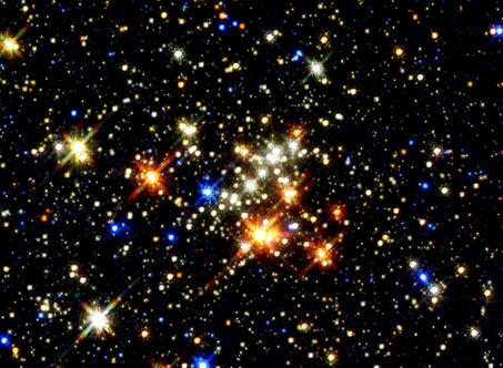 كم عدد النجوم
