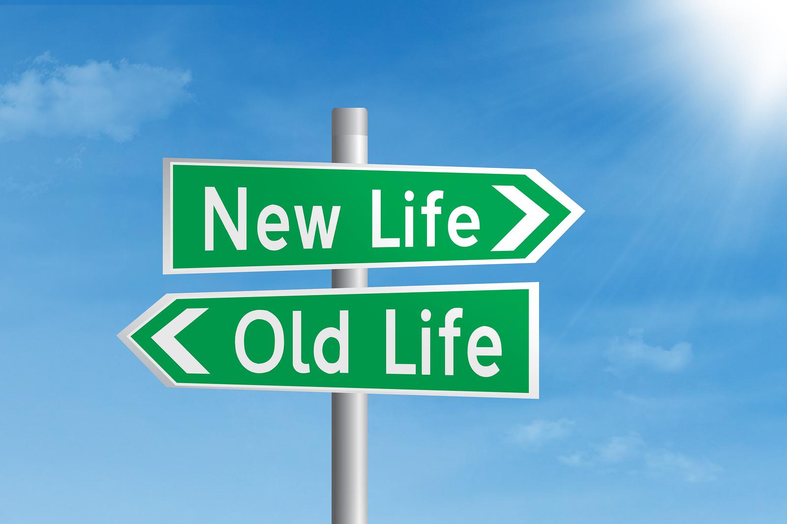 كيف تبدأ حياة جديدة