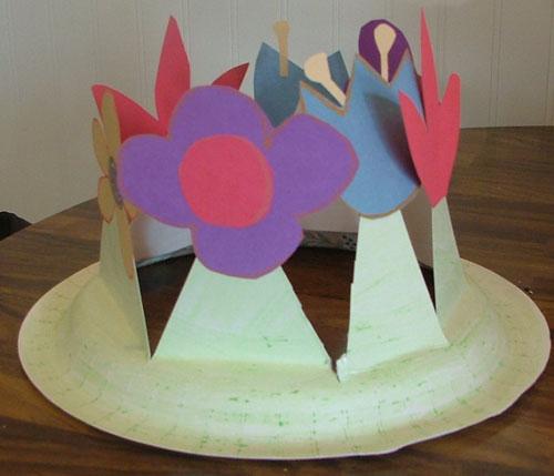 كيف تصنع قبعة من الورق