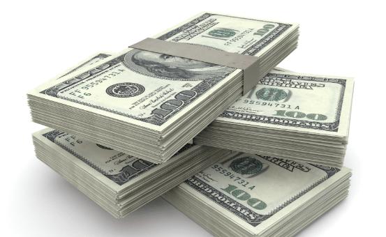 كيف يصنع ورق النقود