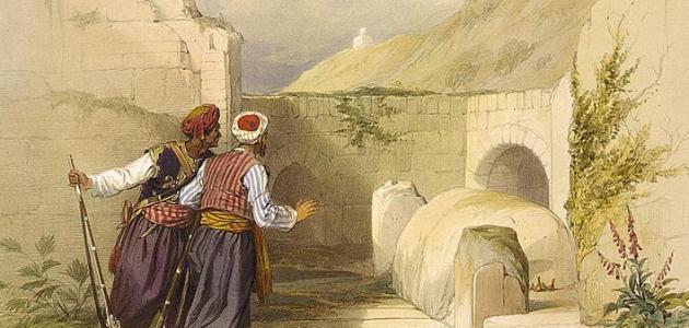 اين قبر سيدنا يوسف