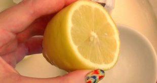 فوائد الليمون لحب الشباب مجرب