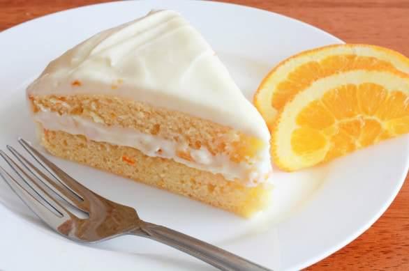 كيفية عمل كيكة البرتقال