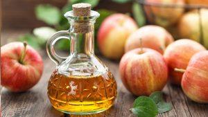 استخدامات خل التفاح للبشرة