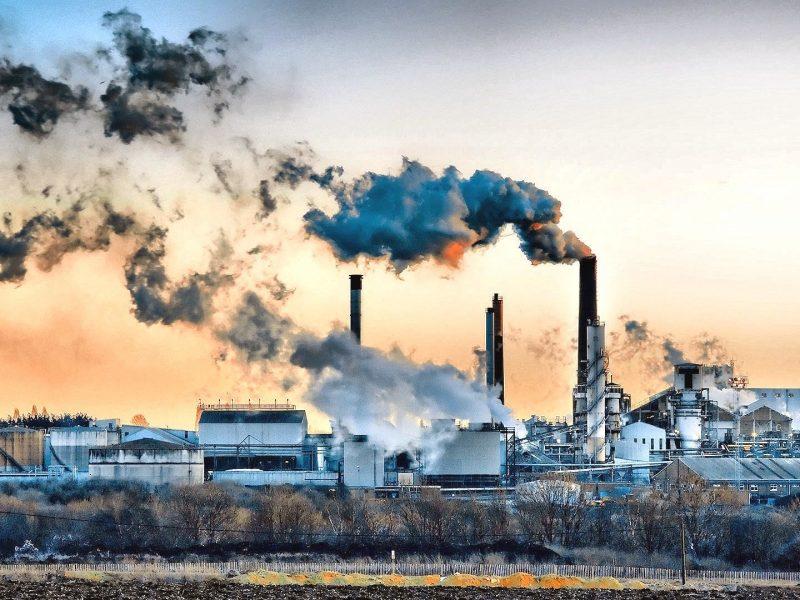 موضوع تعبير عن التلوث واضرارة واسبابه