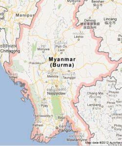 بورما والمسلمين