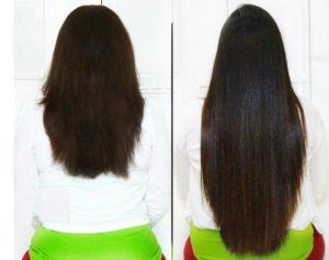 تطويل الشعر شبر في شهر