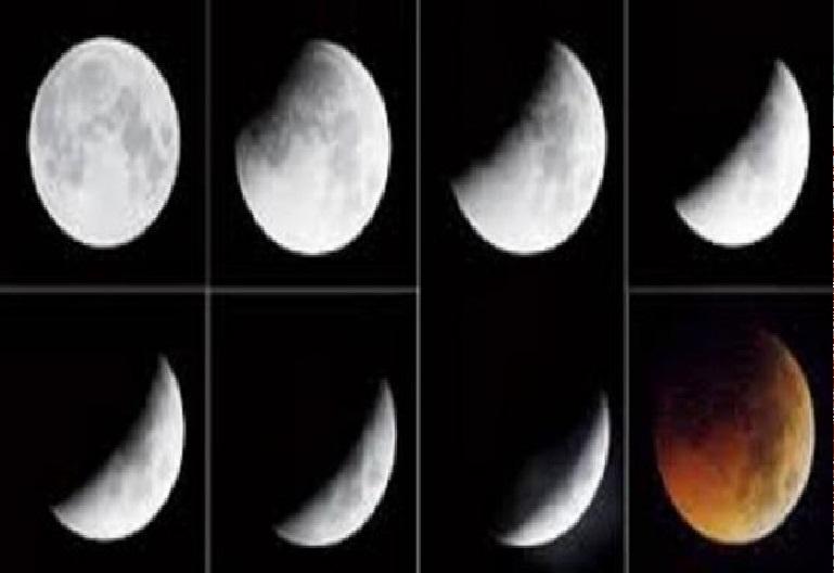 معلومات عن القمر للاطفال