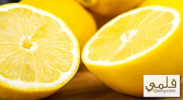 اضرار الليمون على القلب