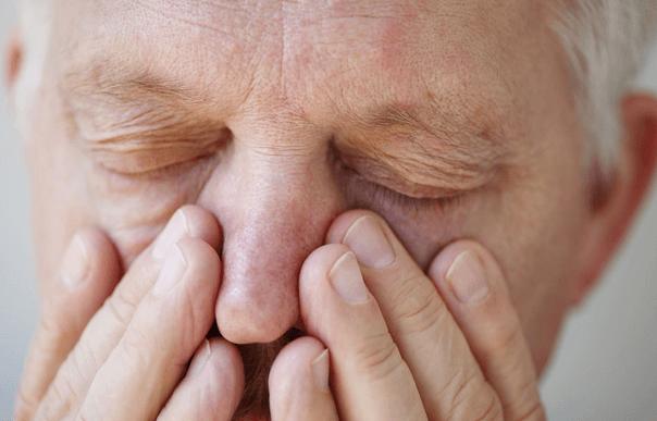 اعراض الجيوب الانفية وعلاجها بالاعشاب