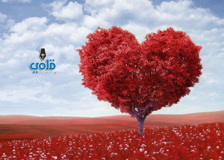 التعبير عن الحب للحبيب