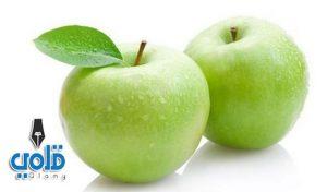 أضرار التفاح الأخضر