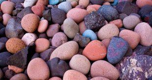 انواع الصخور وخصائصها pdf