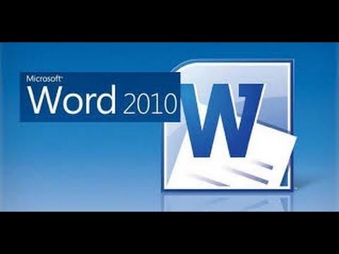 تعليم برنامج WORD