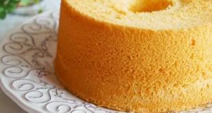 طريقة عمل الكيكة الإسفنجية