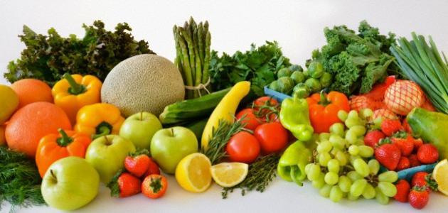 فوائد الغذاء