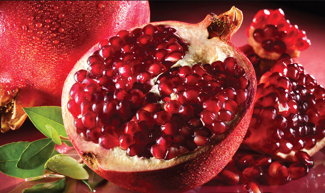 ما هي فاكهة الرمان ؟