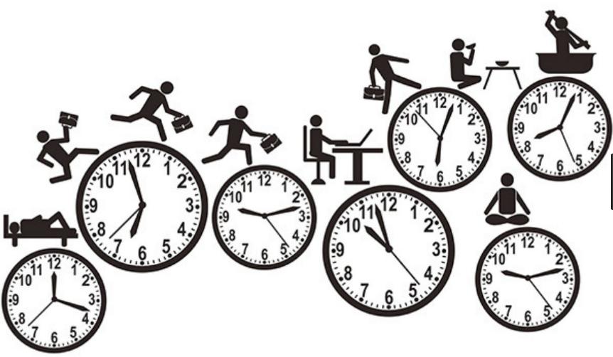 6 طرق للتخلص من الروتين اليومي