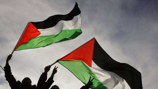 موضوع عن فلسطين مؤثر