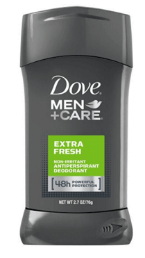 Dove Men+Care Extra Fresh Antiperspirant