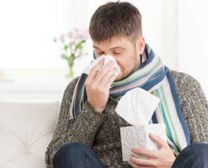 علاج نزلة البرد بالأعشاب