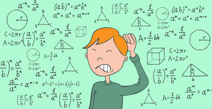 إذاعة مدرسية رياضيات