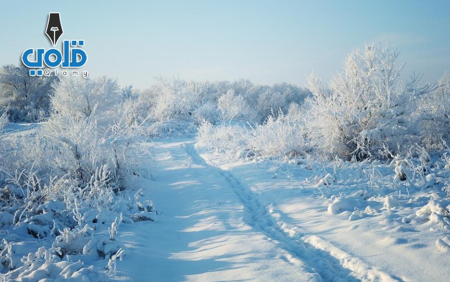 اذاعة مدرسية عن فصل الشتاء
