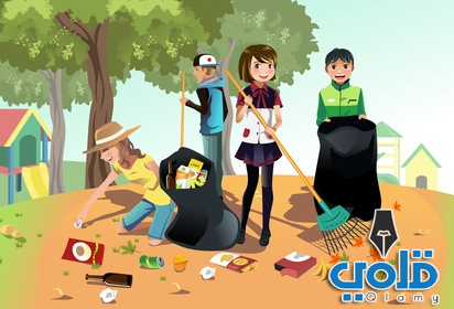 اذاعة مدرسية للمرحلة الابتدائية عن النظافة