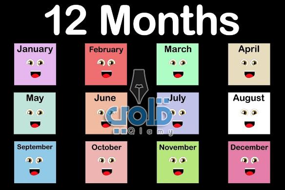 الشهور السريانية