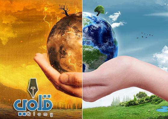 حلول الاحتباس الحراري