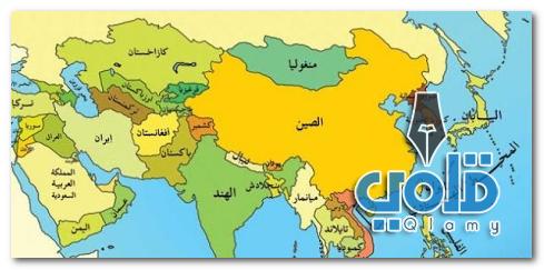 دول شرق اسيا