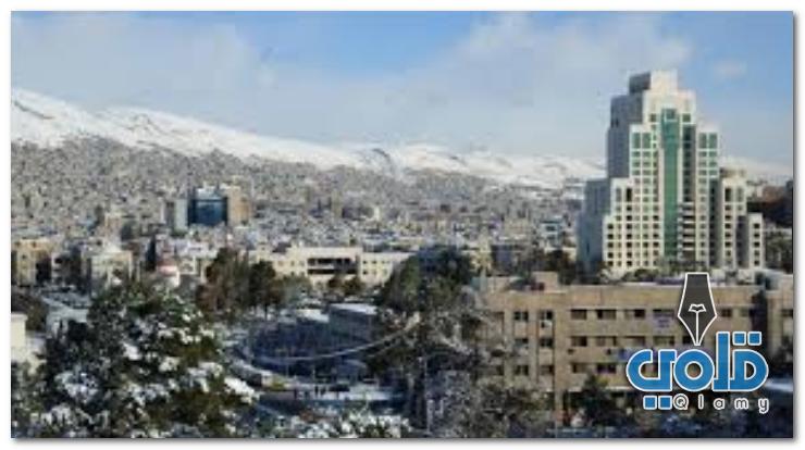 عاصمة سوريا