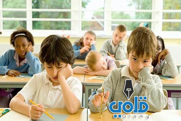 عرض بوربوينت عن غياب المعلمات