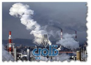 عوامل تلوث الهواء