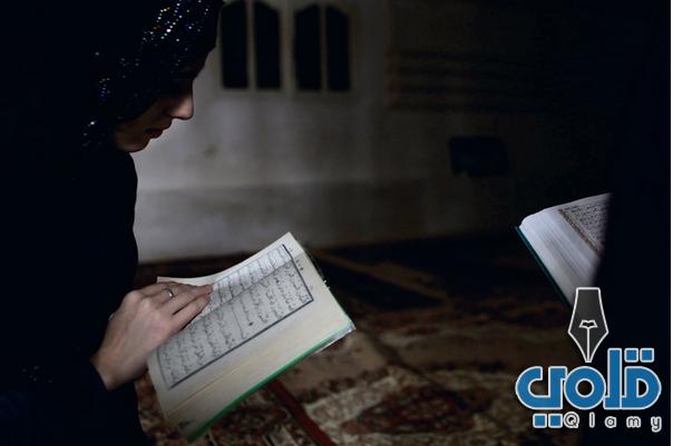 قصتي مع ختم القرآن كل أسبوع قلمي