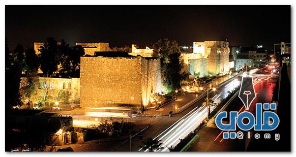 قلعة دمشق