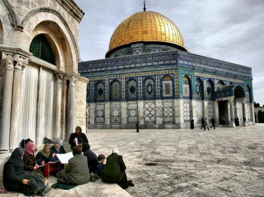 لماذا سمي المسجد الأقصى أولى القبلتين وثالث الحرمين الشريفين
