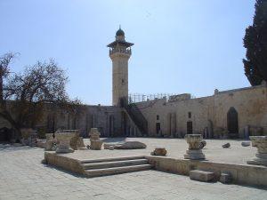 مئذنة باب المغاربة