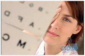 اعراض نقص النظر