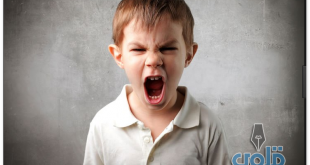 موضوع عن الغضب