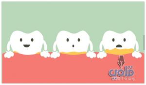 عرض بوربوينت عن نظافة الاسنان للاطفال