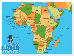 الدول الإفريقية