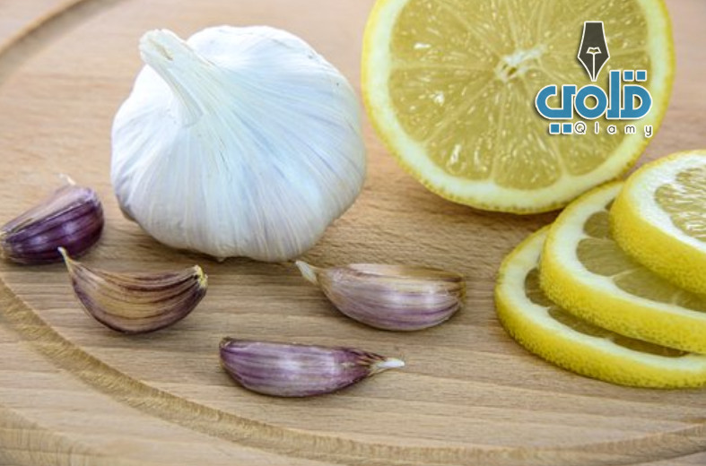 الثوم و الليمون للتخسيس السريع