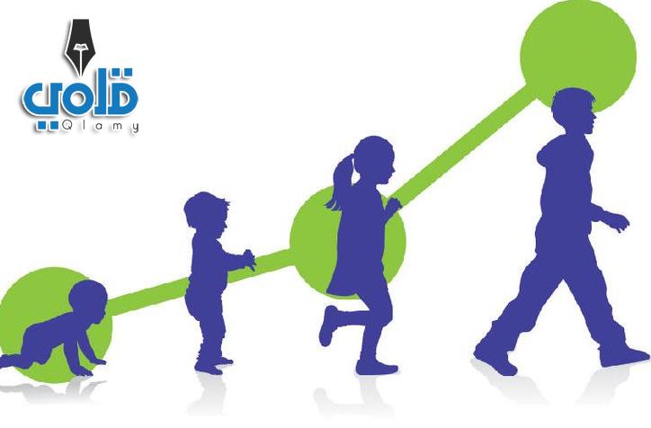 خصائص النمو في المرحلة المتوسطة بوربوينت