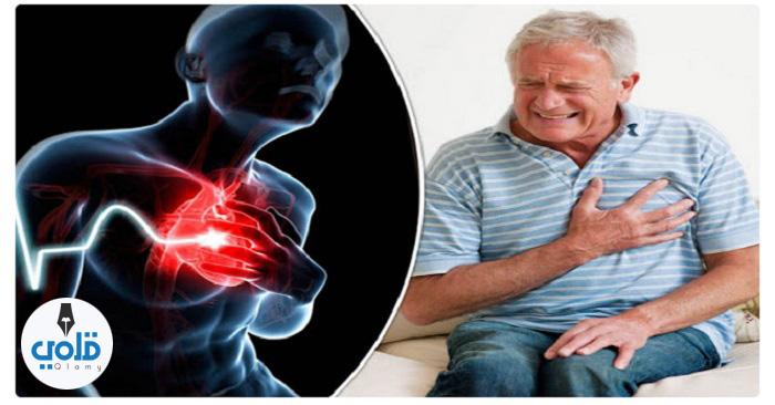 علاج الم القلب المفاجئ قلمي