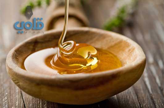 فوائد العسل على السرة