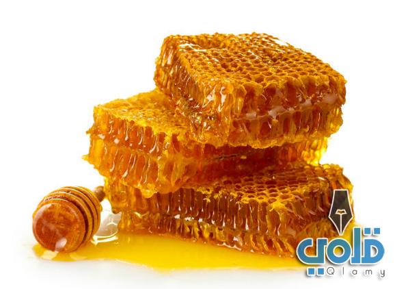 ... العسل; فوائد الزنجبيل والقرفه قبل النوم